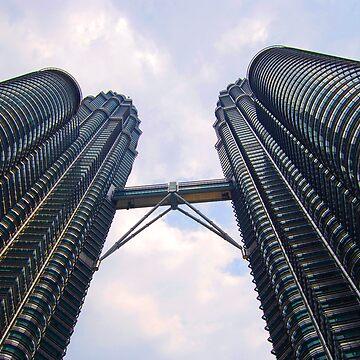 Petronas Towers by talej