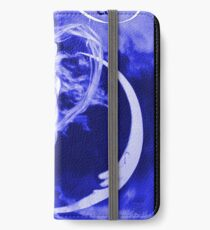 Vintage Magician Poster iPhone Wallet/Case/Skin