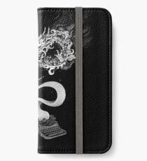 Entfesselte Phantasie iPhone Flip-Case/Hülle/Klebefolie
