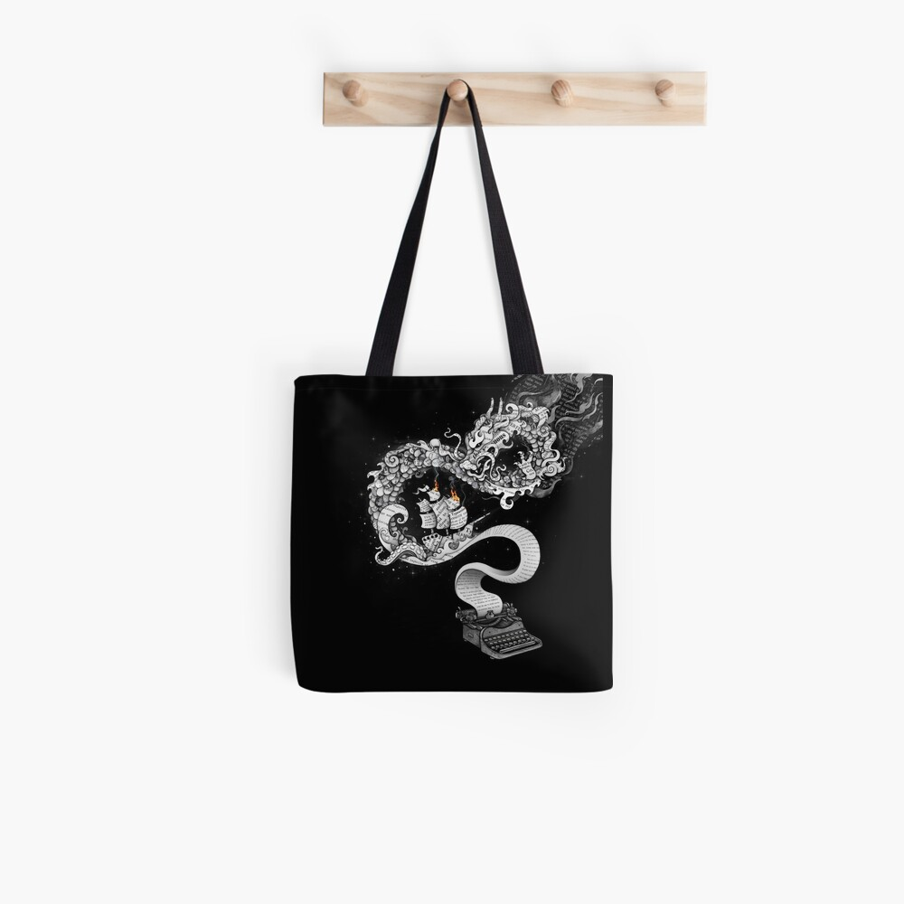 Unleashed Imagination Tote Bag