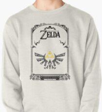 Zelda leyenda Hyrule Sudadera sin capucha