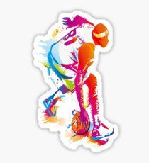 Spalding Slam Dunk 2k18 BasketBall Sticker