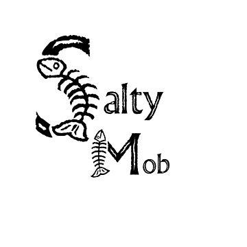 Salty Mob large logo by SaltyMob