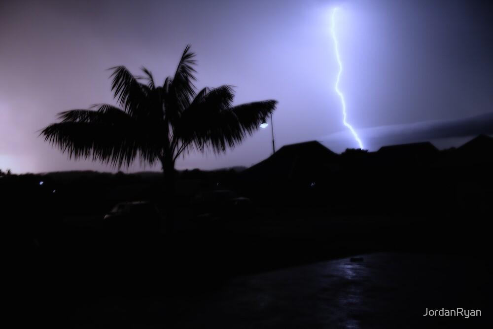 Blue Lightning by JordanRyan