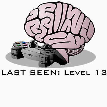 Missing: My Brain by Oubliette