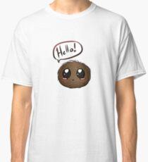 "Cute Tribble ""Hello"" Classic T-Shirt"