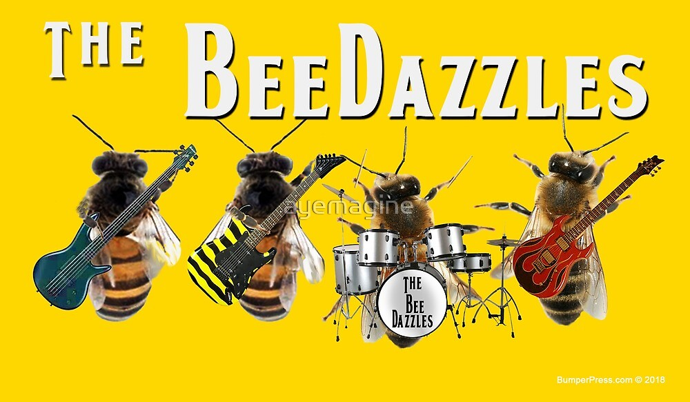 The BeeDazzles by ayemagine