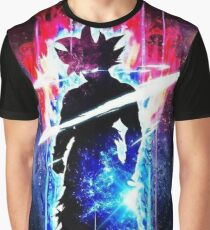 Goku Ultra Instinct Graphic T-Shirt