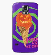 I Scream For Ice Cream!!! (Halloween Flavored) Case/Skin for Samsung Galaxy