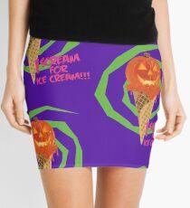 I Scream For Ice Cream!!! (Halloween Flavored) Mini Skirt