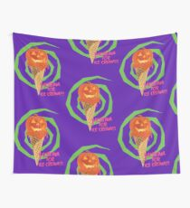 I Scream For Ice Cream!!! (Halloween Flavored) Wall Tapestry