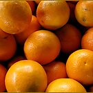 a bunch of oranges by Northcote Community  Gardens
