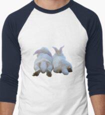 """""""Love Is"""" T-shirt Men's Baseball ¾ T-Shirt"""