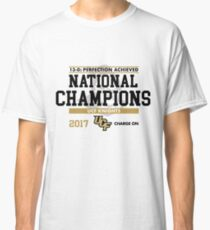 UCF 2017 National Champions Classic T-Shirt