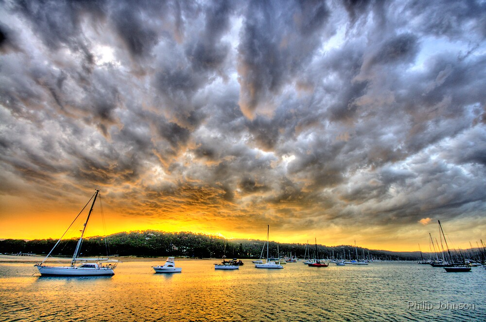 Boiling Point- Newport - The HDR Experience by Philip Johnson