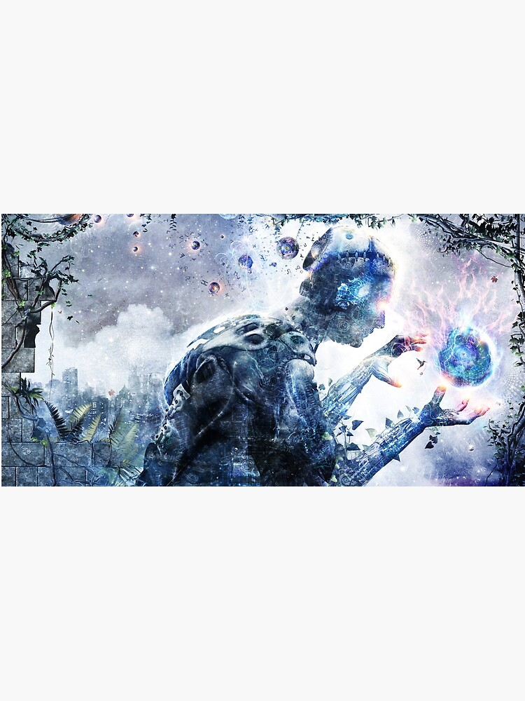 Born of Osiris Album Cover, 2013 by CameronGray