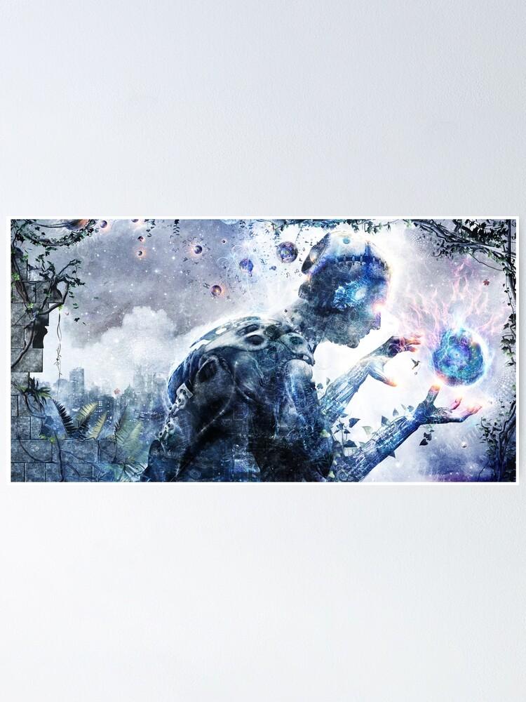Alternate view of Born of Osiris Album Cover, 2013 Poster