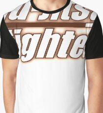 BJJ Brown Belt Jiu Jitsu Fighter Graphic T-Shirt