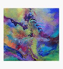 """Dreamscape No.4"" original abstract artwork Photographic Print"