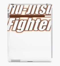 BJJ Brown Belt Jiu Jitsu Fighter iPad Case/Skin