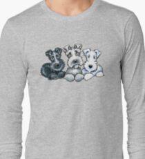 4777f6da Schnauzer Company Long Sleeve T-Shirt