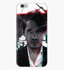 Darkiplier iPhone Case