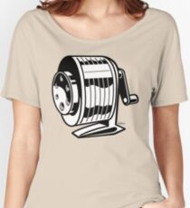 Pencil Sharpener Women's Relaxed Fit T-Shirt