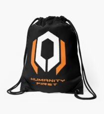 Mass Effect® Cerberus Humanity First Drawstring Bag