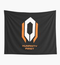 Mass Effect® Cerberus Humanity First Wall Tapestry