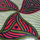 African Print by CrazyCraftLady