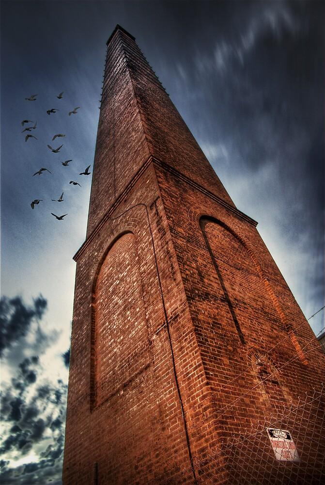 Dark Mill by Ben Ryan
