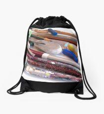 Art Supplies Drawstring Bag