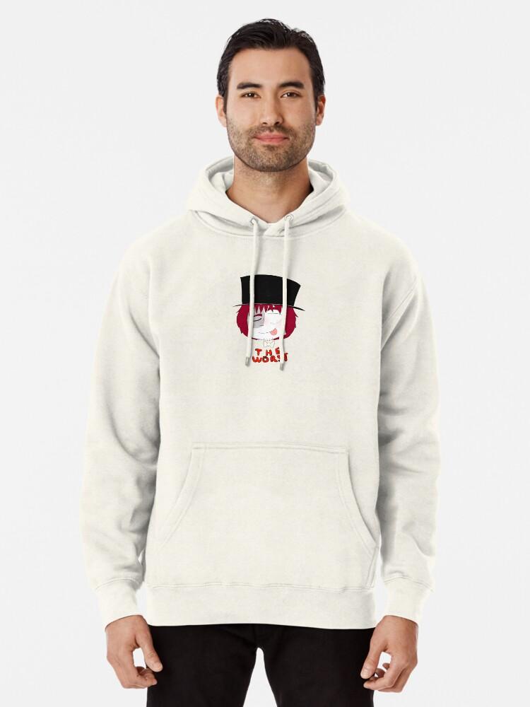 Pilot The Hardest Zip Hooded Sweatshirt
