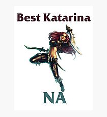 Best Katarina Photographic Print