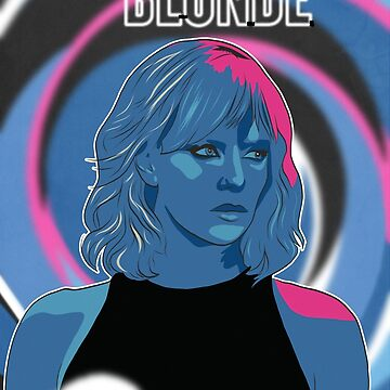 Atomic Blonde by JeffClark