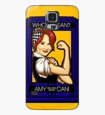 Amy Can! Case/Skin for Samsung Galaxy