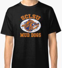 SCLSU Mud Dogs Logo Classic T-Shirt