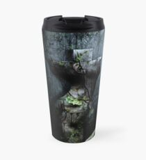 Dismantle The Dark We March On Travel Mug