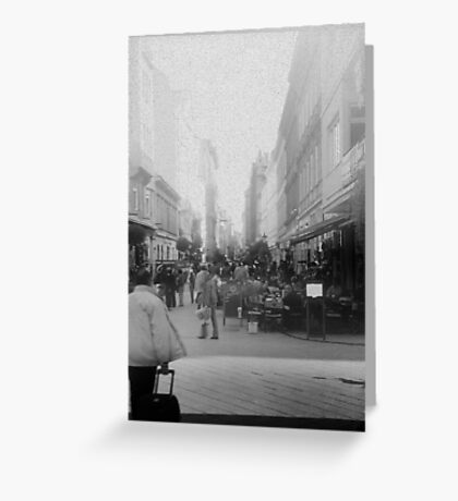 Budapest with a 1936 Contax II Greeting Card