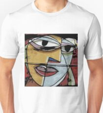 Picasso Pillow Unisex T-Shirt