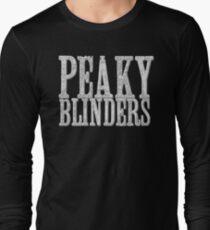 Peaky Blinders. Long Sleeve T-Shirt