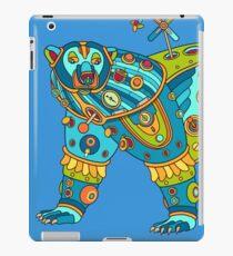 Polar Bear, cool art from the AlphaPod Collection iPad Case/Skin