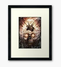 This Fight We Stand, 2014 Framed Print