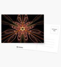 Fractal 23 Postcards