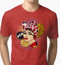 FLOUR BREAD VZLA Tri-blend T-Shirt