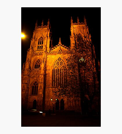 York Minster #3 Photographic Print