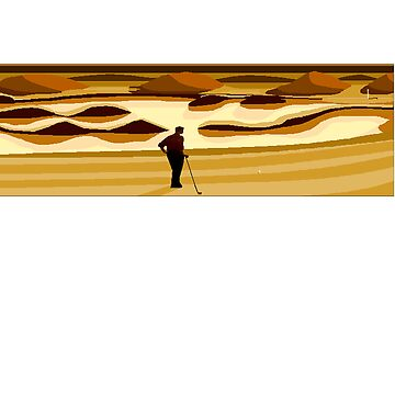 Golf  007 by RoydonJohnson
