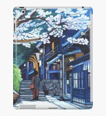Under the Cherry Blossoms, Spring iPad Case/Skin