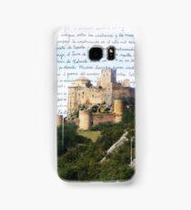 El Castillo De Loarre Samsung Galaxy Case/Skin