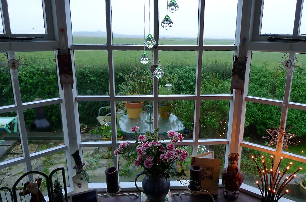 a view from my window by ragman
